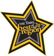 The Times Best of the Region 2020