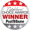 Neighbors' Choice Award logo