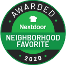 Neighborhood Favorite Award logo